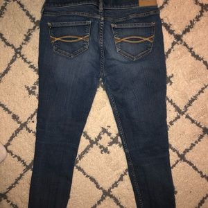abercrombie kids Bottoms - Abercrombie Blue Jeans